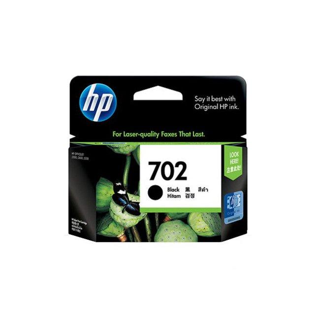 HP 702 Officejet 黑色墨水匣CC660AA
