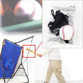 棒球打擊練習球 C138-1501 (手套.球棒.球類運動.運動健身器材.便宜)