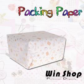【winshop】超可愛!!!彩色卡通包裝紙,包裝與裝飾的可愛實用小物
