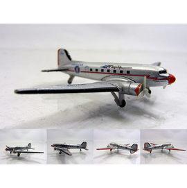 【New Ray 精品】1/370 American Airlines Douglas DC-3 民航飛機模型 ~全新現貨特惠!~