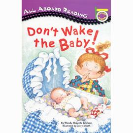 ~老麥外文~〈汪培珽英文書單〉DONT WAKE THE BABY!