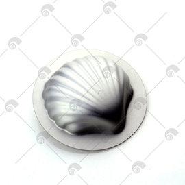 【艾佳】SN6105-貝殼蛋糕模(陽極)/個
