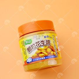 【艾佳】五惠顆粒花生醬340g/罐