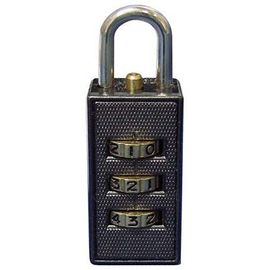 變號鎖/行李箱鎖(3碼)★體積輕巧★可自行設定密碼★多種顏色炫彩隨機出貨★台灣製造