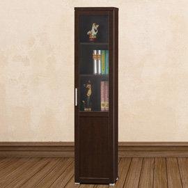破盤大  雅博德單門書櫃  玻璃書櫃  展示櫃  收納櫃  書房組