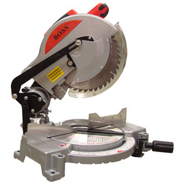 BOSS 10英吋多角度切斷機/鋸鋁機(255mm)★可自由調整裁切角度★專業機型耐操、有力★6期零利率
