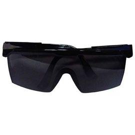 O.PO歐堡牌可調式黑色護目鏡★高耐衝擊、抗火燃、抗UV★鏡架可伸縮調整★台灣製造 品質可靠