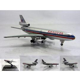 【New Ray 精品】1/370 American Airlines McDonnell Douglas DC-10 民航飛機模型 ~全新現貨特惠!~