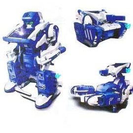 T3變形金剛 太陽能組裝玩具/DIY三合一會走路的機器人/3合1太陽能玩具/益智玩具