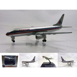 【New Ray 精品】1/900 American Airlines Boeing 737-800 民航飛機模型 ~全新現貨特惠!~