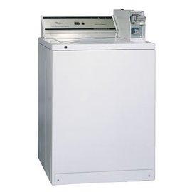 【宜蘭電器城】Whirlpool惠而浦商業用投幣式洗衣機 6.2 公斤8TCAM2761KQ含投幣機COINWM1