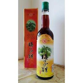 古法純釀梅子醋乙盒~健康醋品~壽司、涼拌好搭檔,美容養顏~