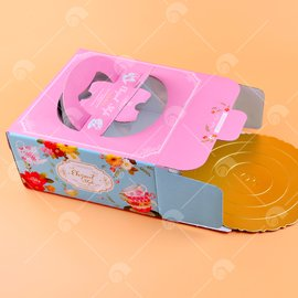 【艾佳】邦妮兔花園自黏袋10x10cm-約50入/包