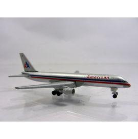 【New Ray 精品】1/650 American Airlines Boeing 757-200 民航飛機模型 ~全新現貨特惠!~