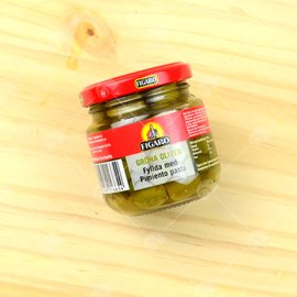 【艾佳】裴加羅紅心橄欖85g/罐