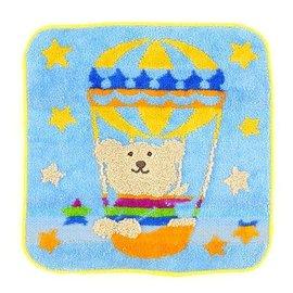 ^~ 品上市^~ 製^~ 空運來台 RAINBOW BEAR 彩虹熊 20^~20小方巾^