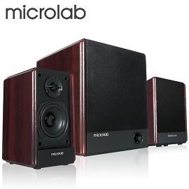 A0872~Microlab~FC~330 2.1 美聲多媒體喇叭