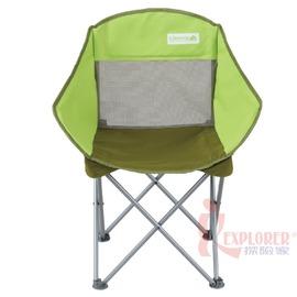 NO.73160235日本 LOGOS花仙子休閒椅(綠色)(附收納袋)