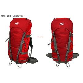 法國MILLET ODYSSEE 50+10公升 登山背包椒紅/胭紅 MIS16833268