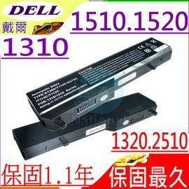 DELL電池~Vostro 1310電池 1510電池 1520電池 2510電池 132