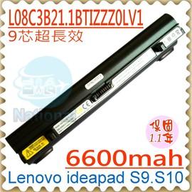 Lenovo笔电电池(超长效)-ideapad S9电池,S10电池,TF83700068D,L08C3B21-黑-Lenovo电池,联想电池