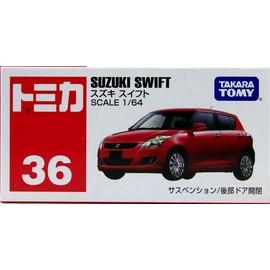 TOMY TOMICA 多美小汽車~TM036 SUZUKI SWIFT~