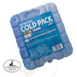 【鹿牌 CAPTAIN STAG】 保冷劑 (M) 冷煤 冰桶 冰磚 戶外行動冰箱專用抗菌冷媒 環保冰塊 冰桶附件 M-9504