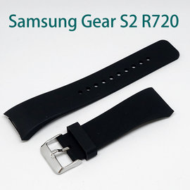 【手錶腕帶】三星 Samsung Gear S2 R720 運動風格 智慧手錶專用錶帶/經典扣式錶環/替換式 SM-R720