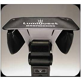 LUMIQUEST~ Barn doors調光型反光罩 LQ~892D  相機閃光燈柔光罩