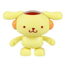 ~Amuzinc酷比樂~療癒玩具╱太陽能字卡搖頭娃娃 布丁狗