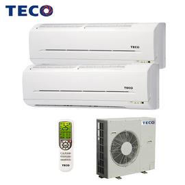 超級商店……TECO東元 分離式一對二冷氣機 MS25F1 MS36F1 MM61F1