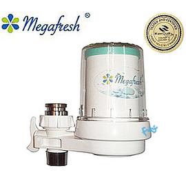 歐美熱銷megafresh廚房家用水龍頭淨水器濾水器/除氯淨水器/龍頭式濾水器