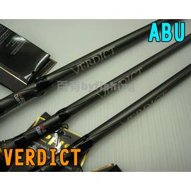 ◎百有釣具◎瑞典ABU VERDICT 萬用路亞竿 VCC槍柄6.6 / VCS直柄6.9