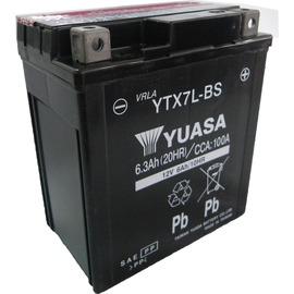 ~ 免 ~~電力中心~YUASA 湯淺 YTX7L~BS 機車電瓶 電池 正廠零件 三陽