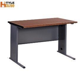 ~ 屋~140CM 胡桃木紋色BTH辦公桌 電腦桌^(深灰^)^( BTH~140DG^)
