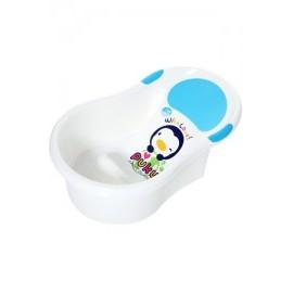 ^~^~小饅頭^~^~PUKU藍色企鵝 MINI浴盆 ^(P17008^)