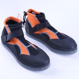 UL61新款~ 自黏束尾式短筒防滑鞋  溯溪鞋 (無釘) 溯溪鞋 防滑鞋  台灣製