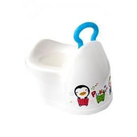 ^~^~小饅頭^~^~PUKU藍色企鵝 簡易便器 ^(P17407^)