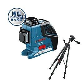 BOSCH雷射墨線儀GLL 3-80 P+BT150★即日起購買加贈GLM7000測距儀+微調旋轉底座