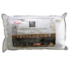 瑪莉安寢具 ~ PB皮爾帕門羽絲絨枕.超細纖維.超柔軟台灣製造