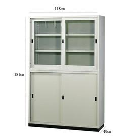 ~STYLEHOUSE~4x6鋼製拉門公文櫃.置物櫃.收納櫃.檔案櫃^~ 免組裝 ^(免