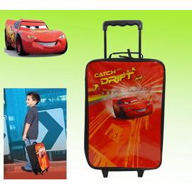 出口美國CARS閃電麥坤DRIFT款兩輪拉捍旅行箱/登機箱(兒童適用)新款上市
