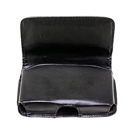 Samsung S3600 橫式腰掛皮套