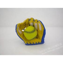 【888便利購】兒童軟質棒球手套組(CE)/040907213/3D立體拼圖/全館滿888免運費