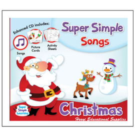 pchome online super simple christmas songs - Super Simple Christmas Songs