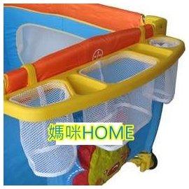 【 遊戲床專用置物架 -單入 】 (橘/黃/紅色) *顏色以現貨隨機出貨*