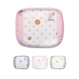 Aprica 透氣舒壓乳膠護頭枕 --新生兒起適用