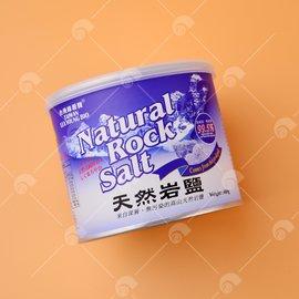 【艾佳】台灣綠源寶岩鹽600克/罐