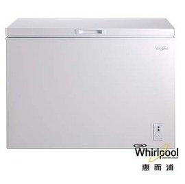 超級商店……Whirlpool惠而浦 225L冷凍櫃 ^(WCF255W^)