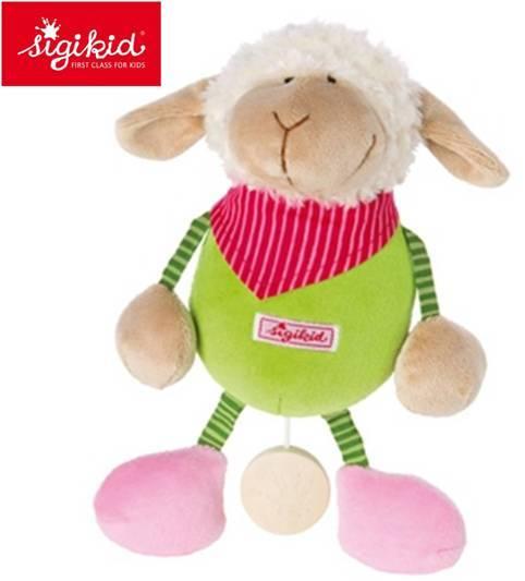 德国毛绒玩具羊